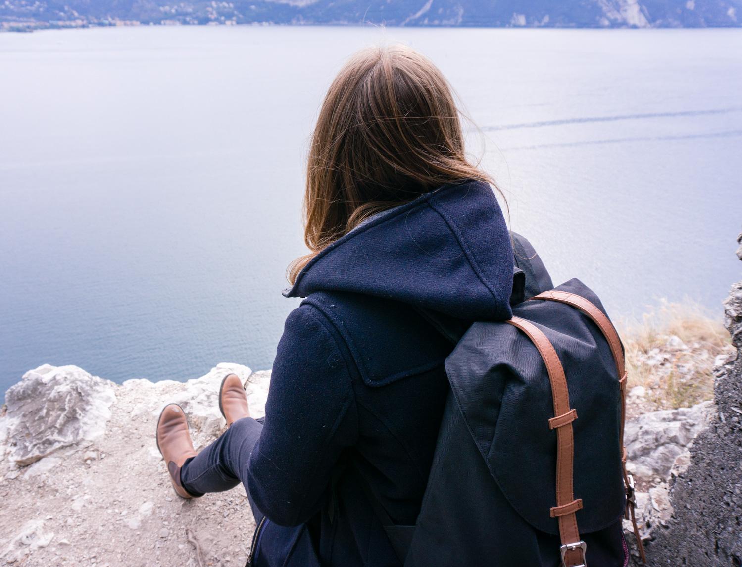 Drömmiga dagar i Riva del Garda