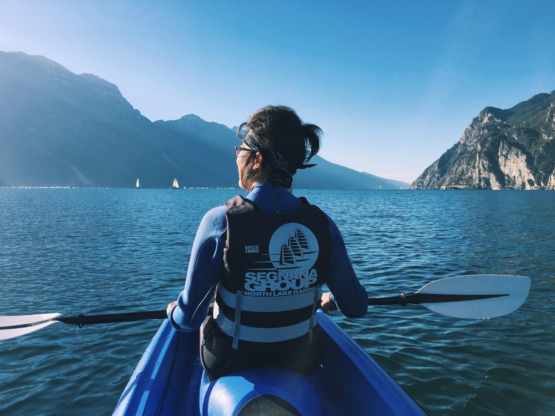 3 aktiviteter att göra vid Gardasjön