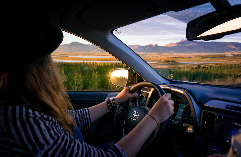 Roadtrip på Island – Västlandet och Sydlandet på 6 dagar