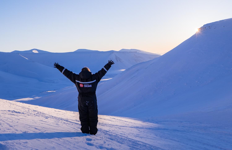 Svalbard – En dröm 78 grader norr om polcirkeln