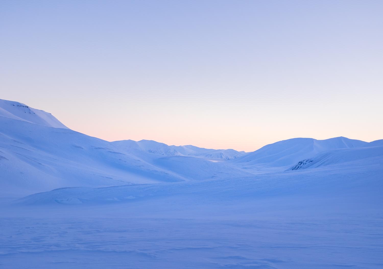 Spetsbergen på Svalbard