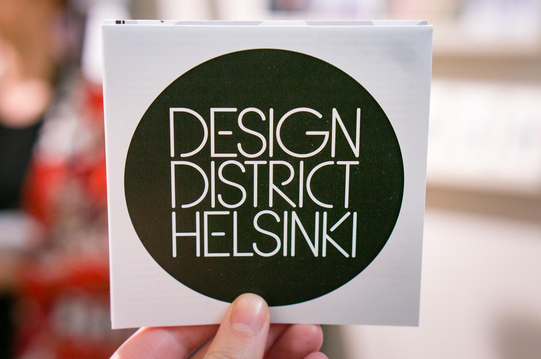 Design District Helsinki – designpärlor i Helsingfors