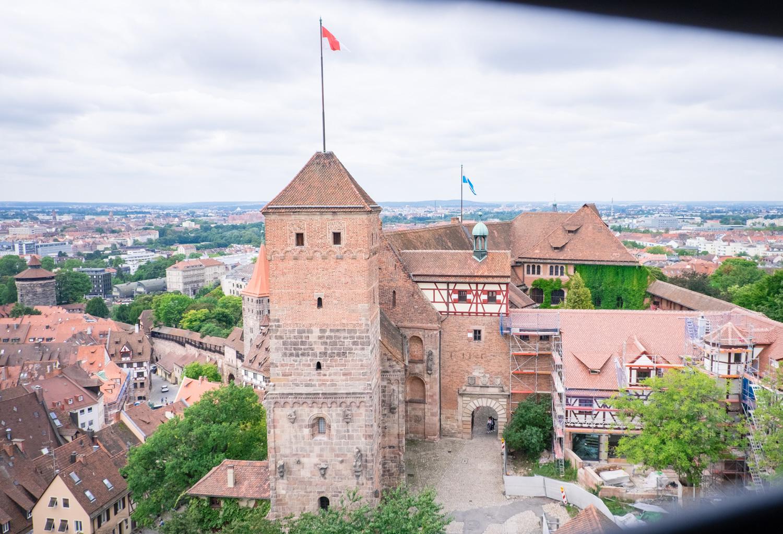 7 slott i Tyskland på 7 dagar