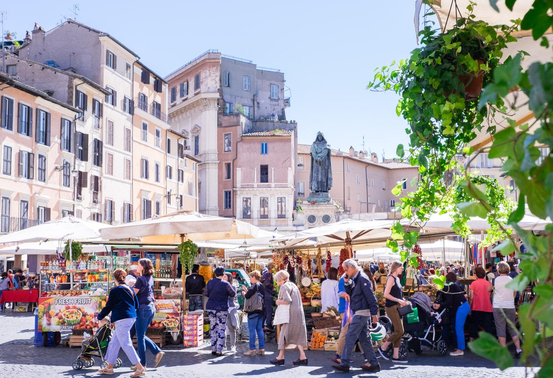 Att göra i Rom på tjugofyra timmar
