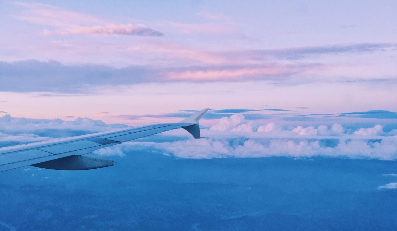 Reseblogg drömmiga moln