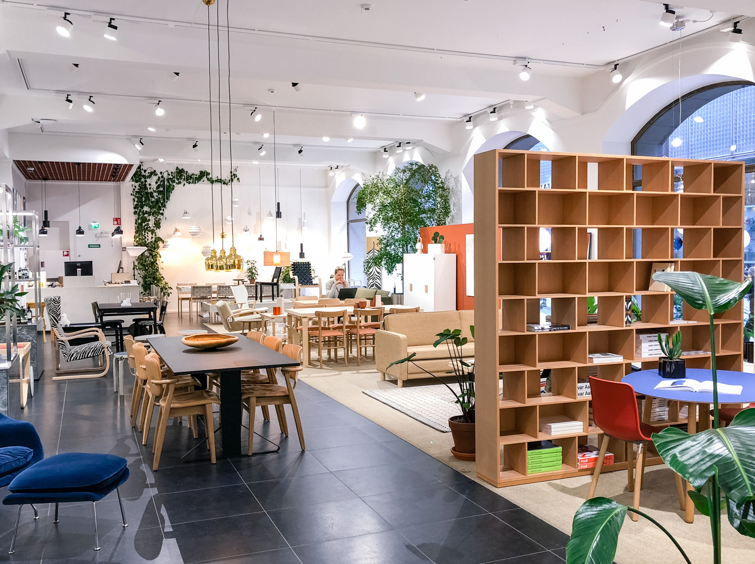 Artek design district Helsingfors