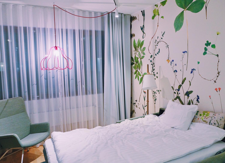 En midsommarnattsdröm på Original Sokos Hotel Presidentti i Helsingfors