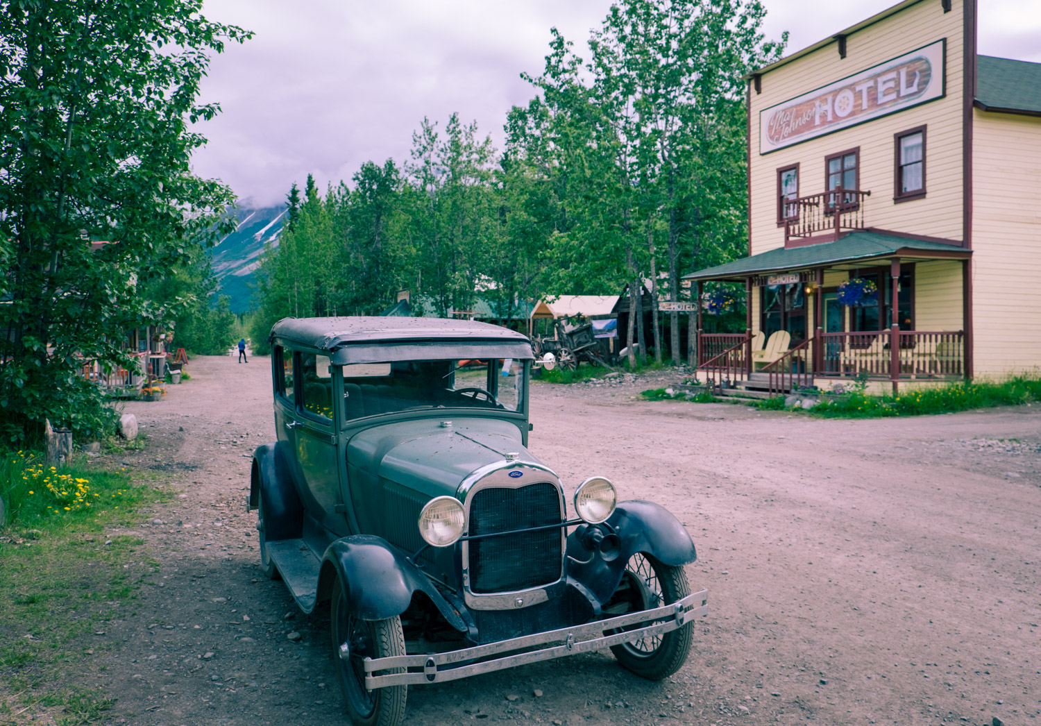 McCarthy, Alaska, och the end of the end of the road
