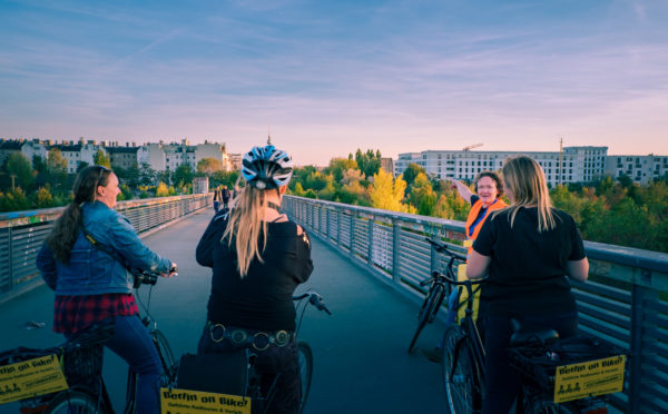 Berlin-tips: cykeltur genom Wedding och besök i ett radiohus från DDR