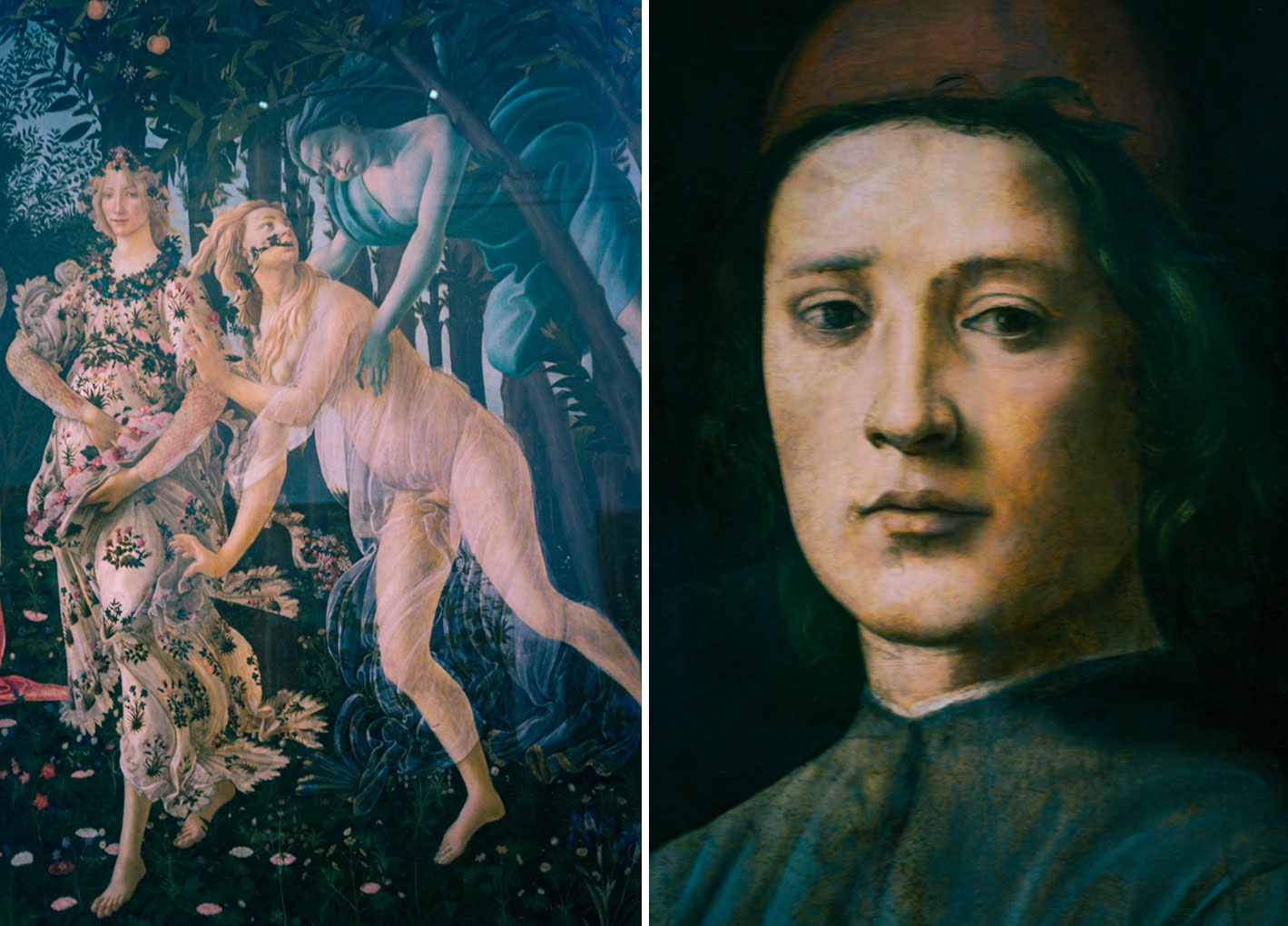 Att göra i Florens: besöka Uffizi