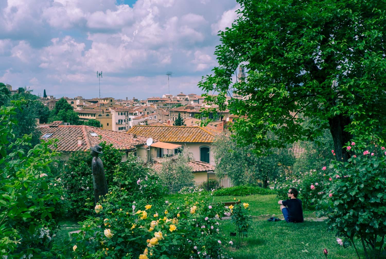 Giardino delle rose i Florens – tips
