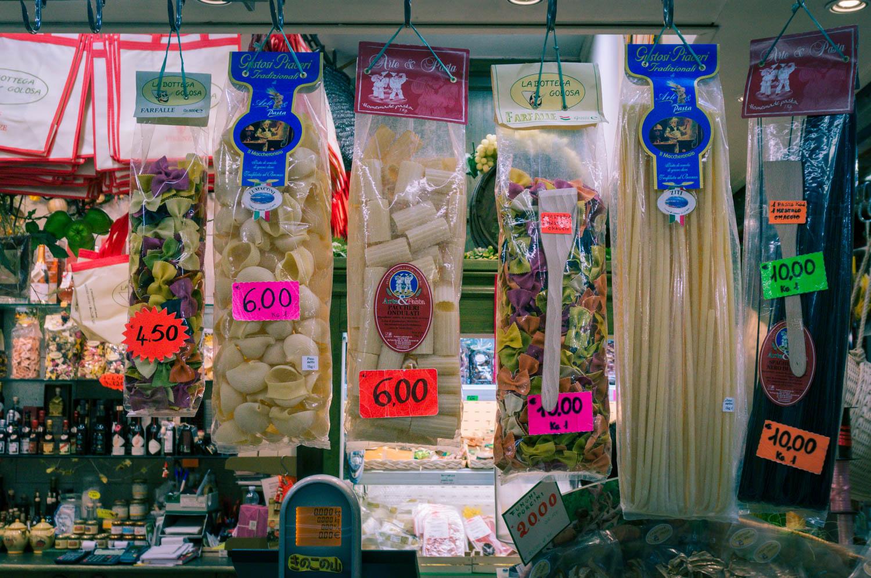 Att göra i Florens: besök Mercato Centrale