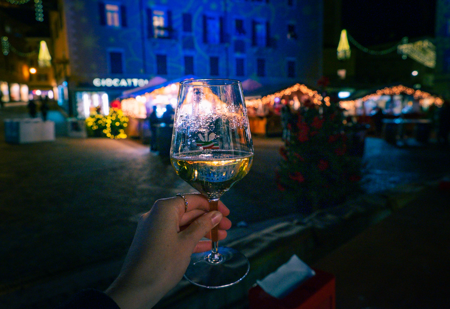 Trentino doc-bubbel
