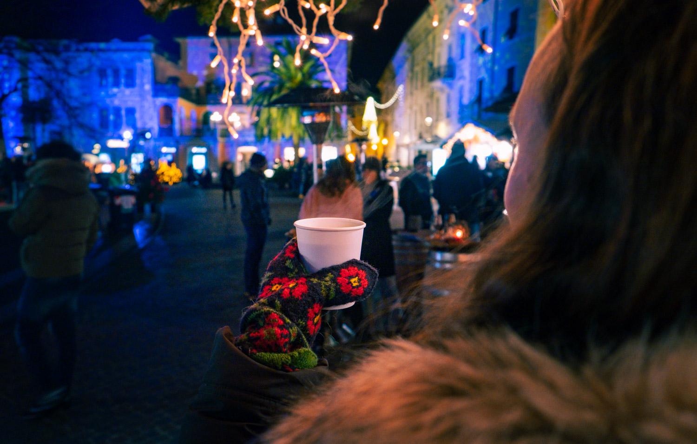 Julmarknad i Riva del Garda