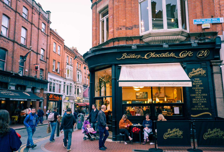 Dublin – tips på restauranger och godisbutik!