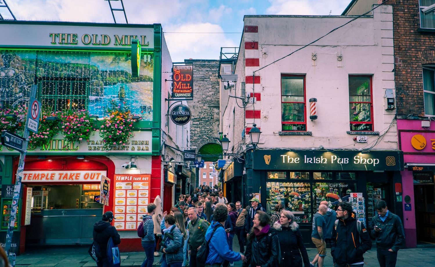 Dublin i Irland – mina tips på saker att göra där