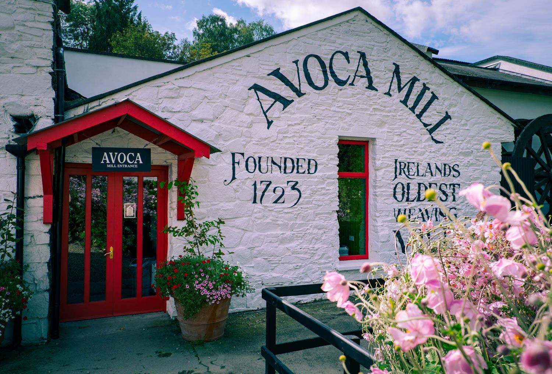 Avoca Mill på Irland