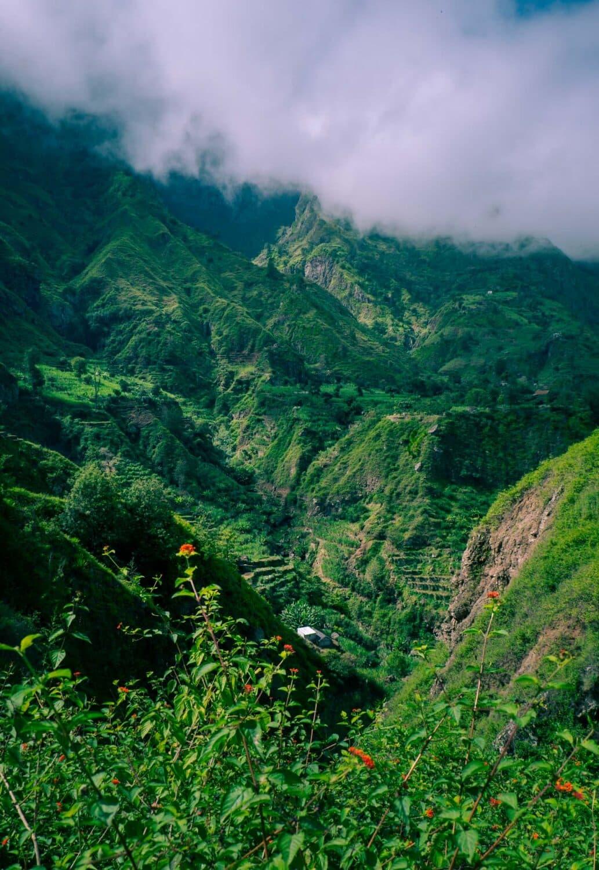 Santo Antão i Kap Verde