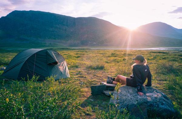 Fjällvandring längs med Kungsleden – från Abisko till Nikkaluokta, etapp för etapp