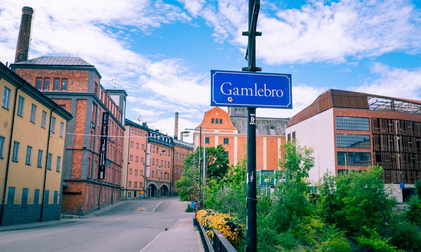 På weekend i Norrköping – industriområdet