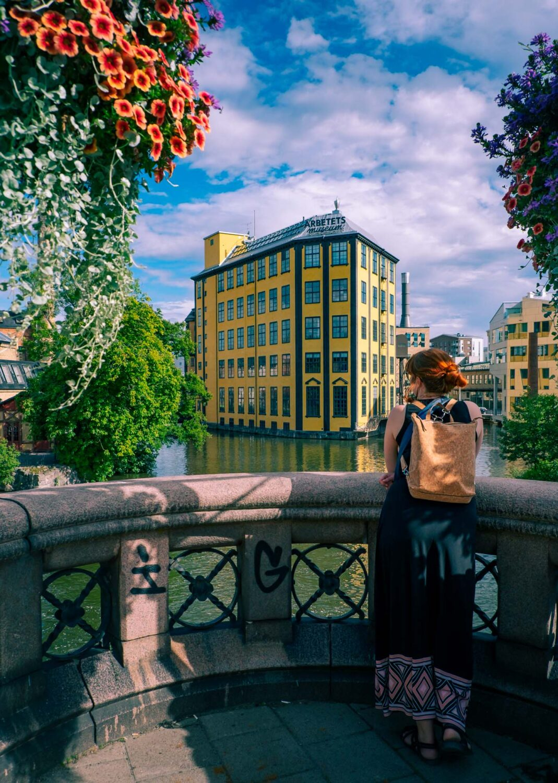 På weekend i Norrköping med Äntligen vilse