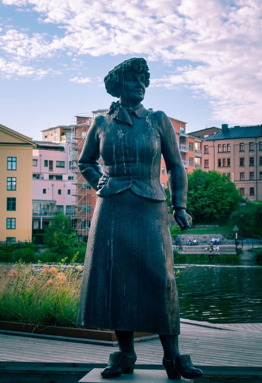 Moa Martinson i Norrköping