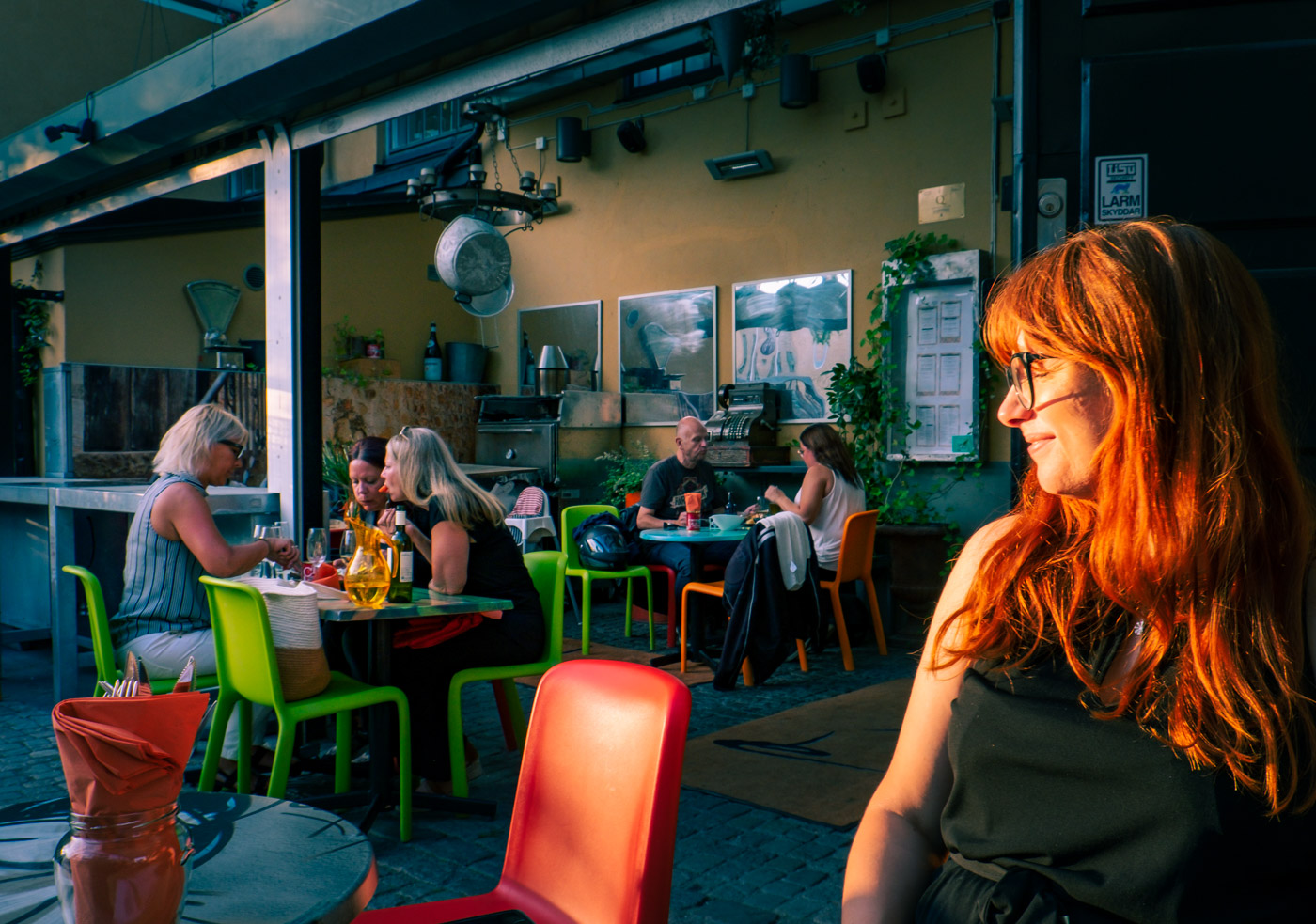 Restaurang Enoteket i Norrköping