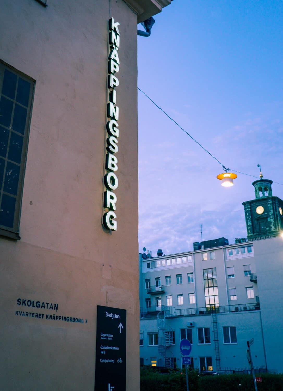 Knäppingsborg i Norrköping – tips