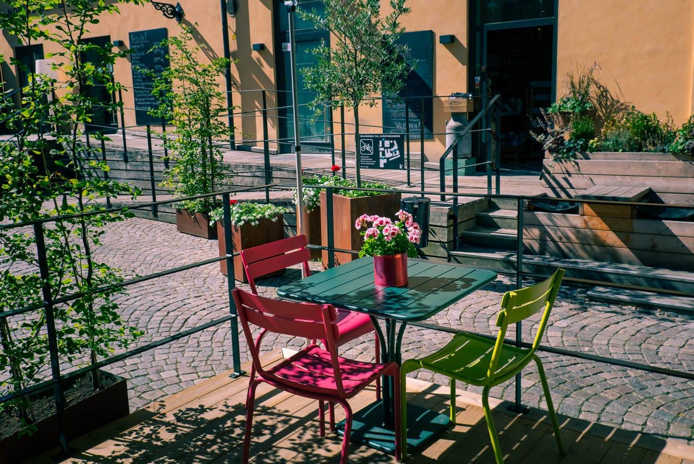 Fiks i Knäppingsborg i Norrköping – tips