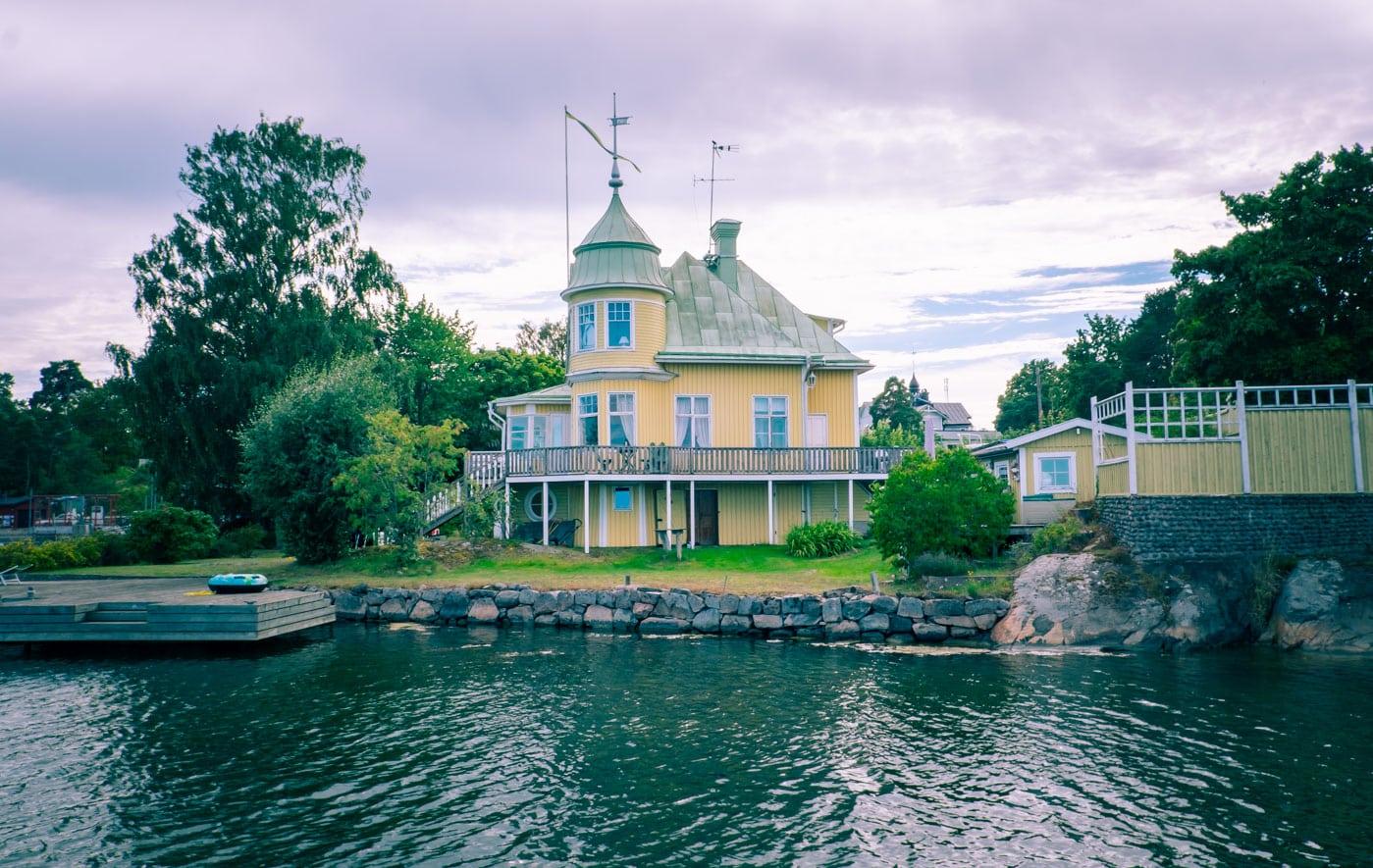 Arkösunds skärgård tips på utflykt från Norrköping
