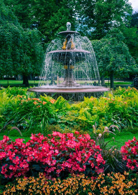 Carl Johans Park i Norrköping