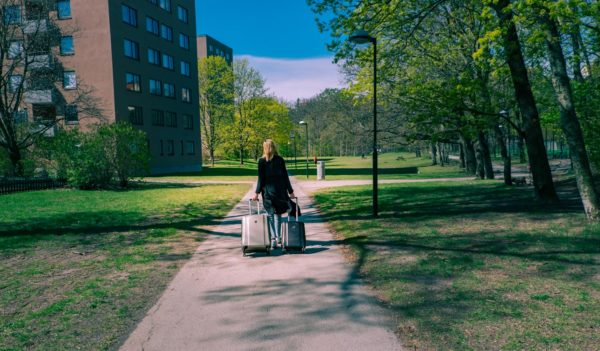 Snygga resväskor jag drömmer om – och vilka jag faktiskt reser med själv