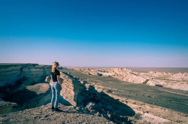 Resa till Aralsjön