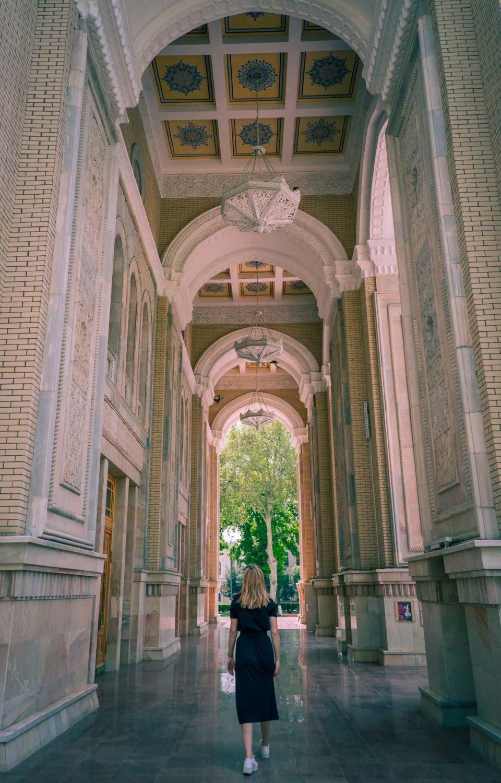 Att göra i Tasjkent: gå på balett på Navoi-teatern