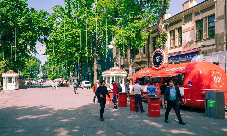 Tasjkents Broadway