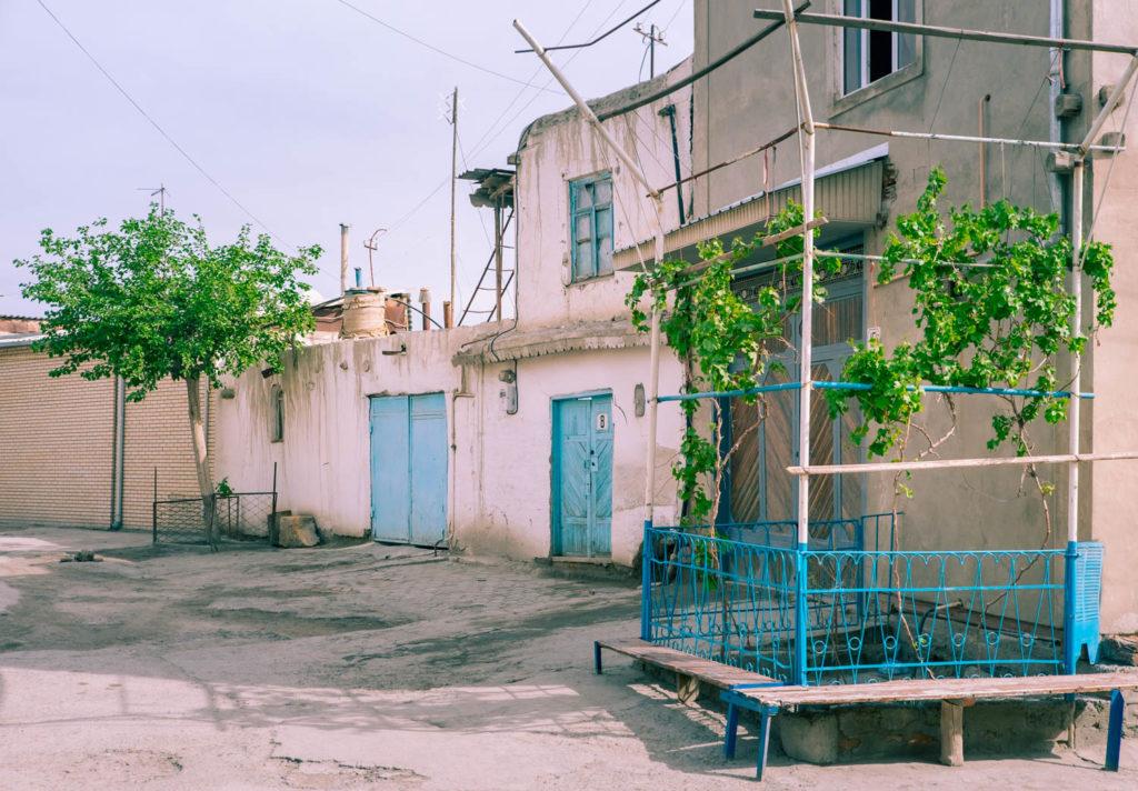Buchara i Uzbekistan